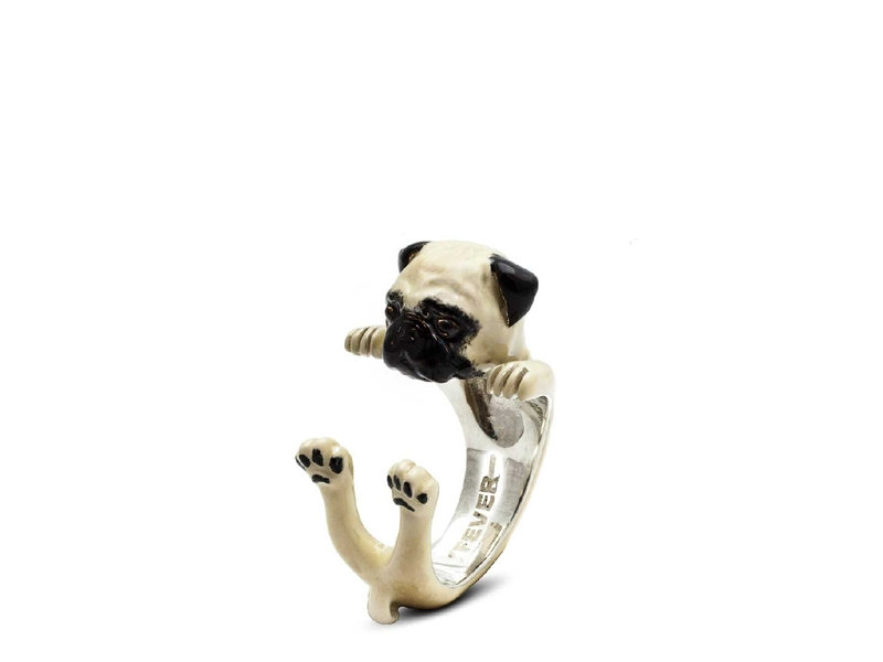 enamelled-hug-ring-pug