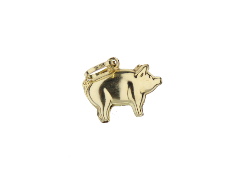 Product standard gold pig 2