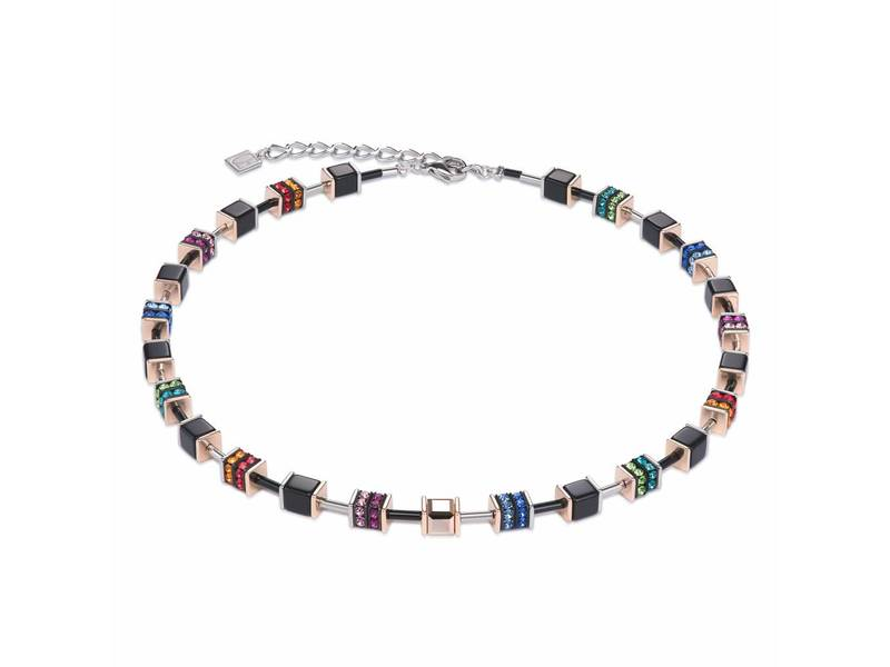 4928-10-1500_coeur_de_lion_geocube_multicolour_necklace_silver