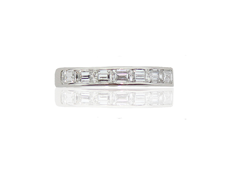 2106028_Platinum_Emerald_Cut_Diamond_Half_Eternity_Ring_Wedding_Ring