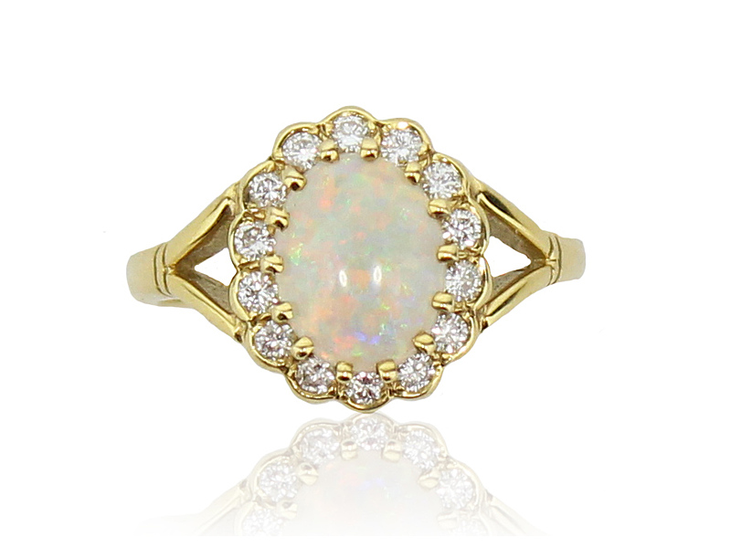8140004_Opal___Diamond_Cluster_Ring