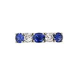 8123074_18ct_White_Gold_Half_Eternity_Ring_Set_with_3_Sapphires_2_Diamonds